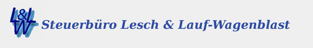 Steuerbüro Lesch&Lauf-Wagenblast